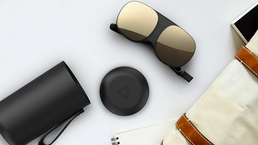 VR-шлем HTC Vive Flow