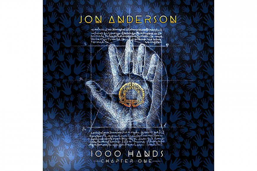 Jon Anderson «1000 Hands: Chapter One»