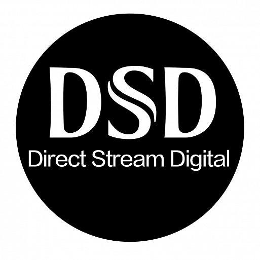3. Начнется стриминг музыки в формате DSD