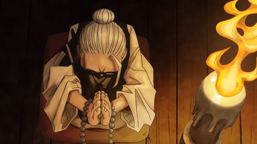 Король шаманов / Shaman King (2021)