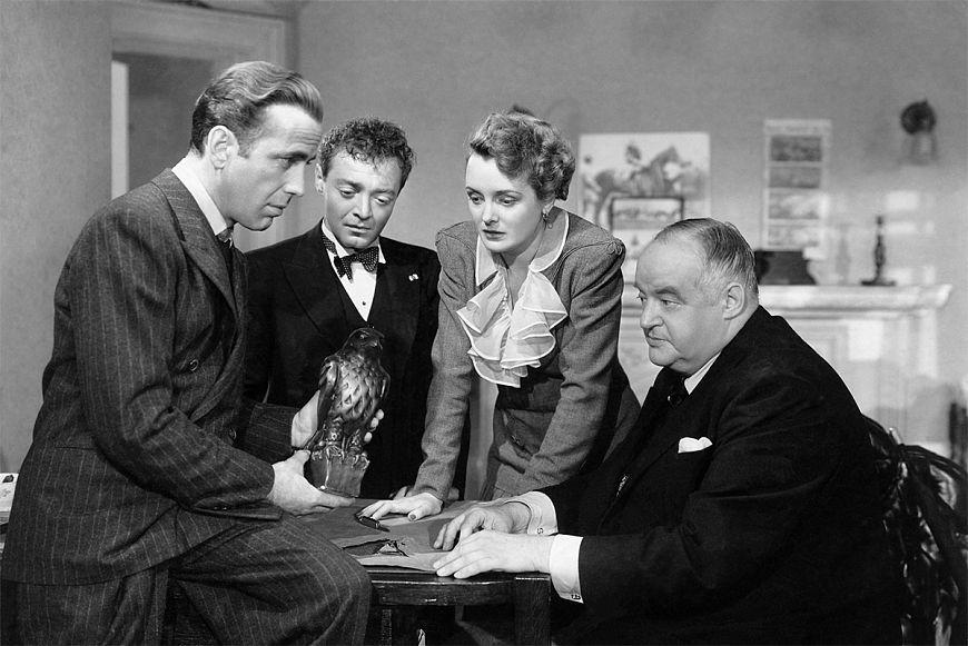 4. Мальтийский сокол / The Maltese Falcon (1941)