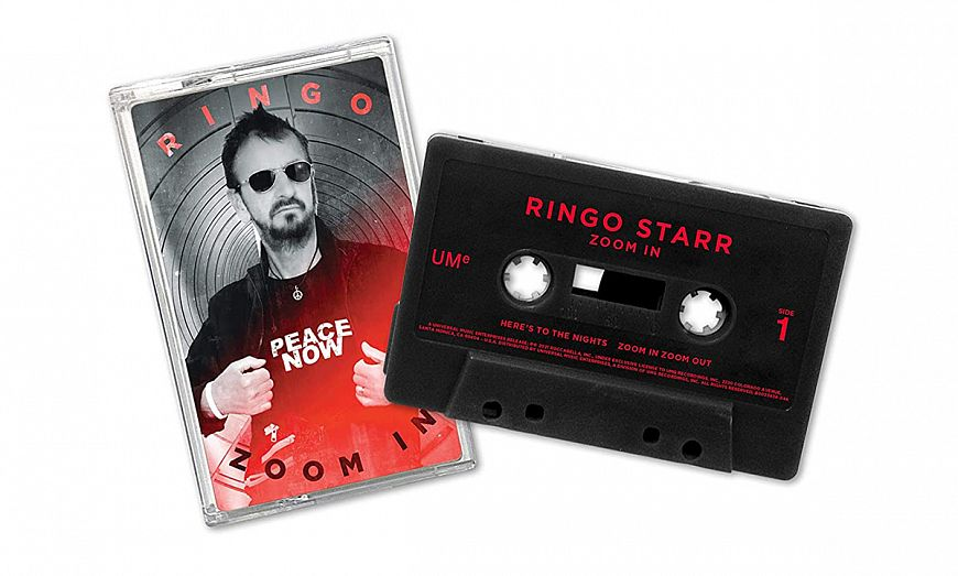 Ringo Starr «Zoom In»