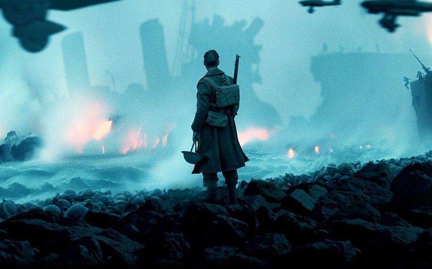 1. Дюнкерк / Dunkirk (2017)