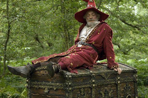 «Цвет волшебства» / Terry Pratchett