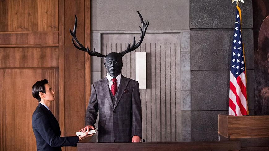 12 лучших сериалов ужасов