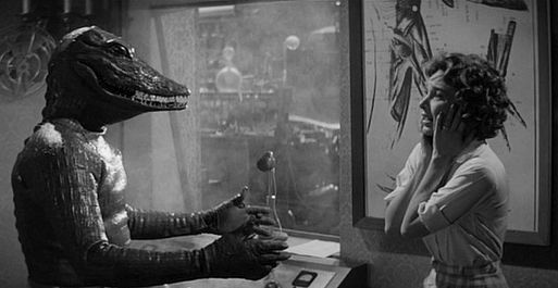 Крокочеловек – «Люди-аллигаторы» / The Alligator People (1959)
