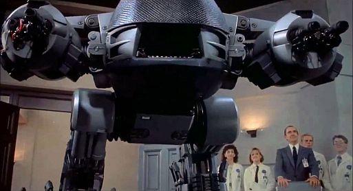 4. Робокоп / RoboCop (1987)