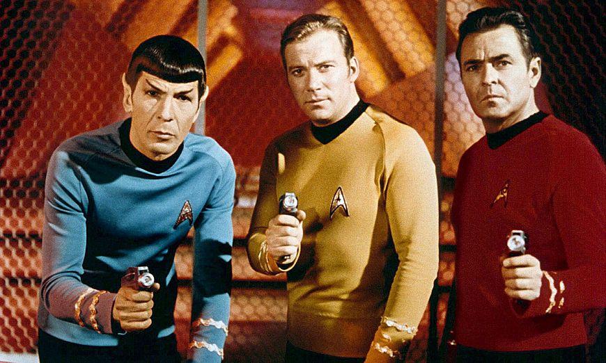 Звездный путь: Оригинальный сериал / Star Trek: The Original Series (1966 – 1969)