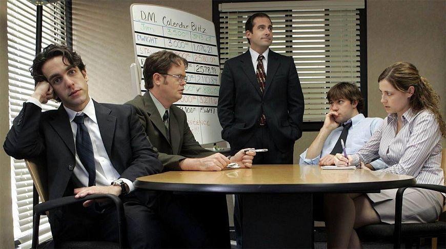 Офис / The Office (2005 – 2013)