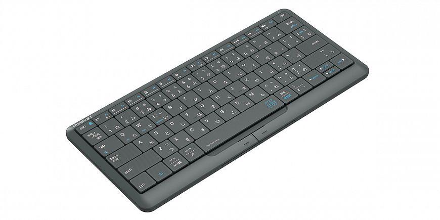 Prestigio Click&Touch 2 — универсальная смарт-клавиатура и тачпад
