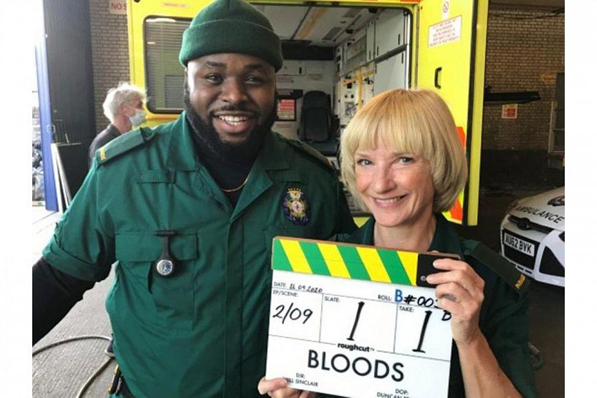 Кровные / Bloods (2021)