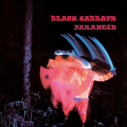 3. Black Sabbath «Paranoid»