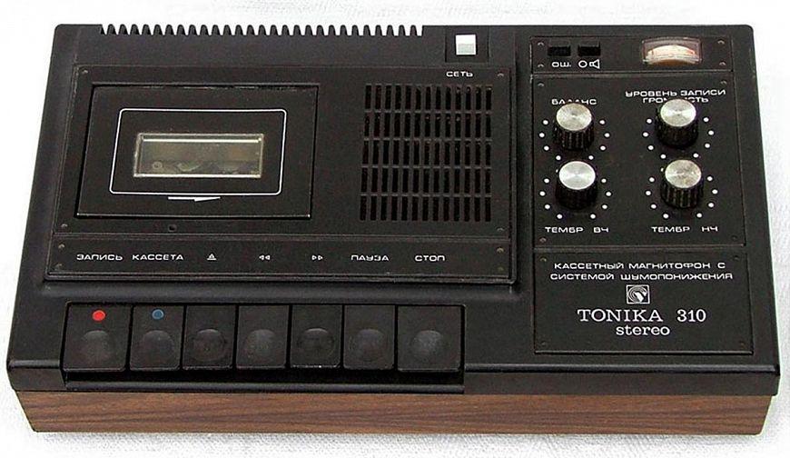 Тоника-310-стерео
