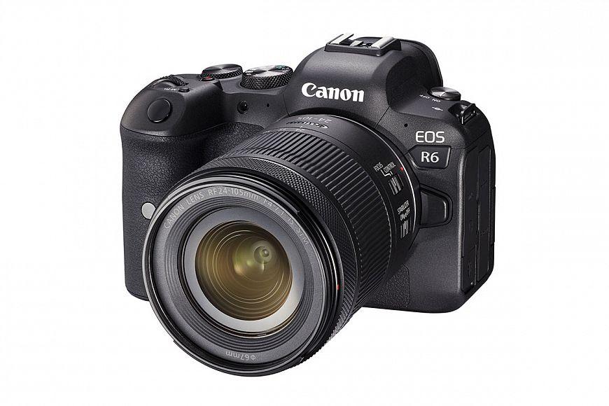 Беззаркальная камера Canon EOS R6