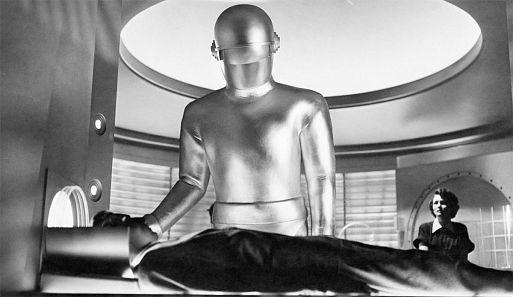 День, когда остановилась Земля / The Day the Earth Stood Still (1951)
