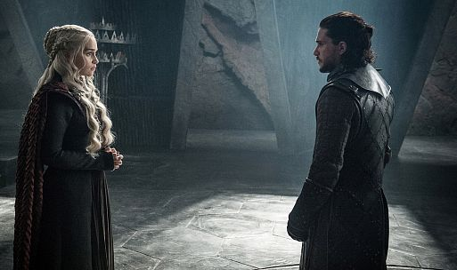6. Игра престолов (восьмой сезон) / Game of Thrones