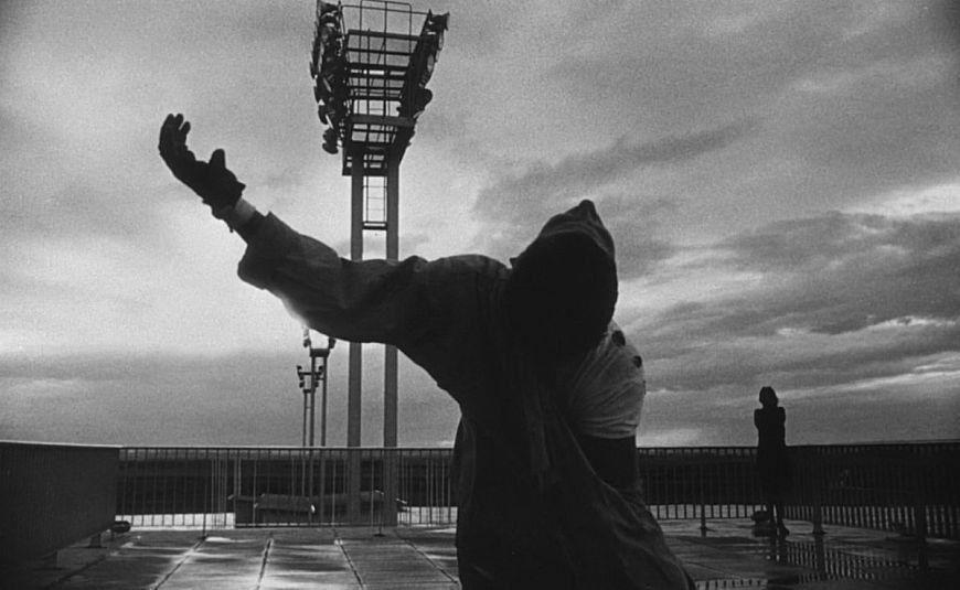 1. Взлетная полоса / La jetée (1962)