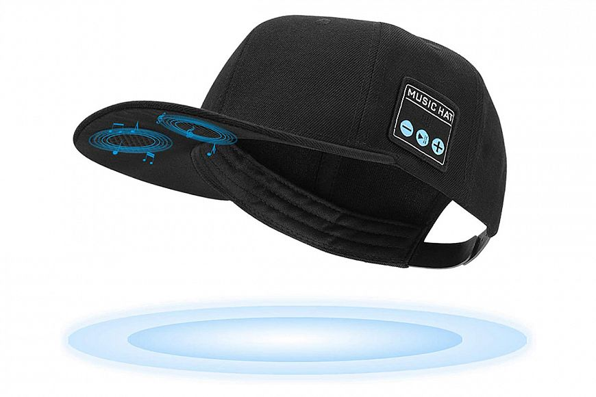 Two Touch Music Hat