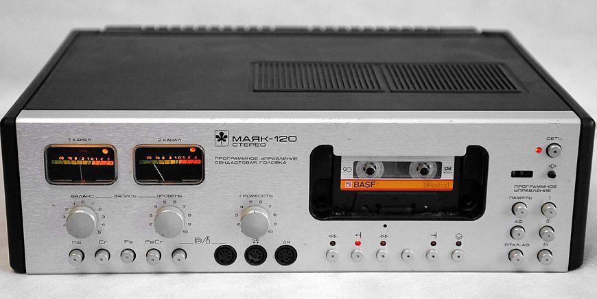 9. Маяк-120-стерео
