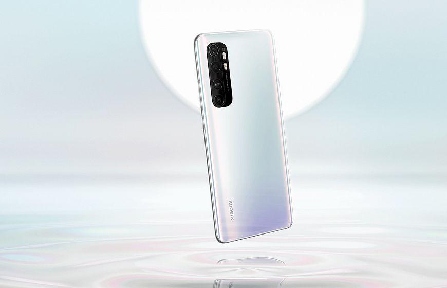 9. Xiaomi Mi Note 10 Lite