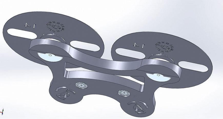 Катушечный магнитофон Metaxas Papillon