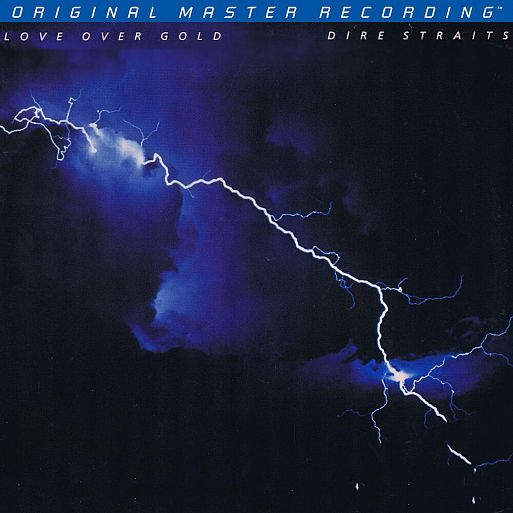 1. Dire Straits «Love over Gold»