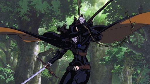 «D: Жажда крови» / Vampire Hunter D: Bloodlust (2000)
