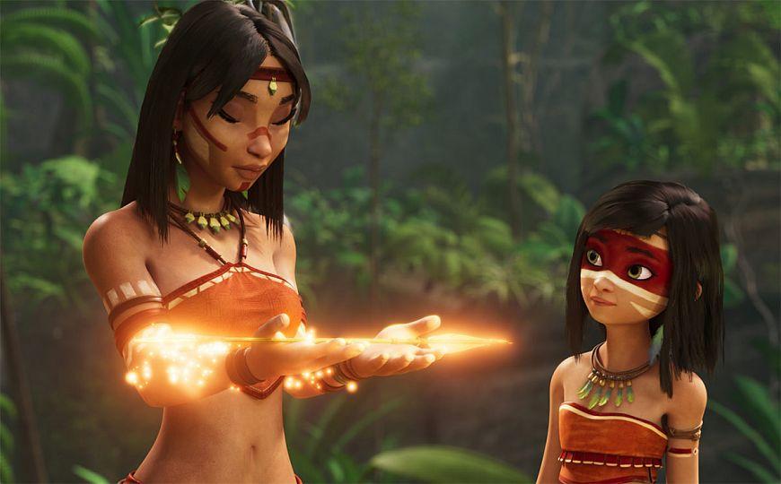 Айнбо: Сердце Амазонии / AINBO: Spirit of the Amazon (2021)