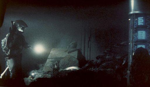 7. Чудовище / Creature (1985)