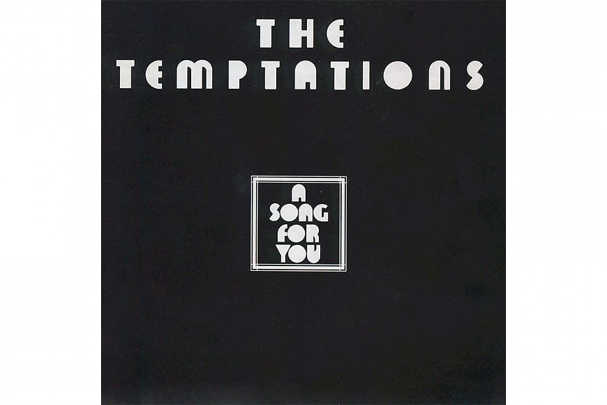 """The Temptations """"A Song for You"""" (1975) Gordy"""
