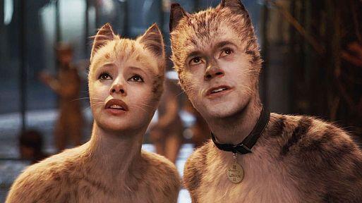 Кошки / Cats (2019)