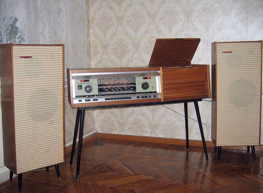 Топ 8 ламповых радиол из СССР
