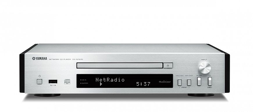 2. Yamaha CD-NT670