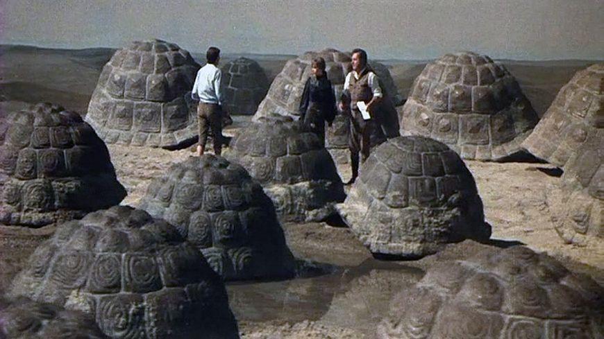 Путешествие к центру Земли / Viaje al centro de la Tierra (1977) – Испания
