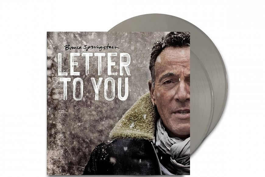 Bruce Springsteen «Letter To You»