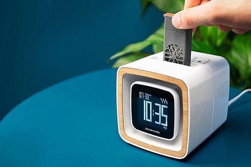 5. Ароматный будильник Sensor Wake