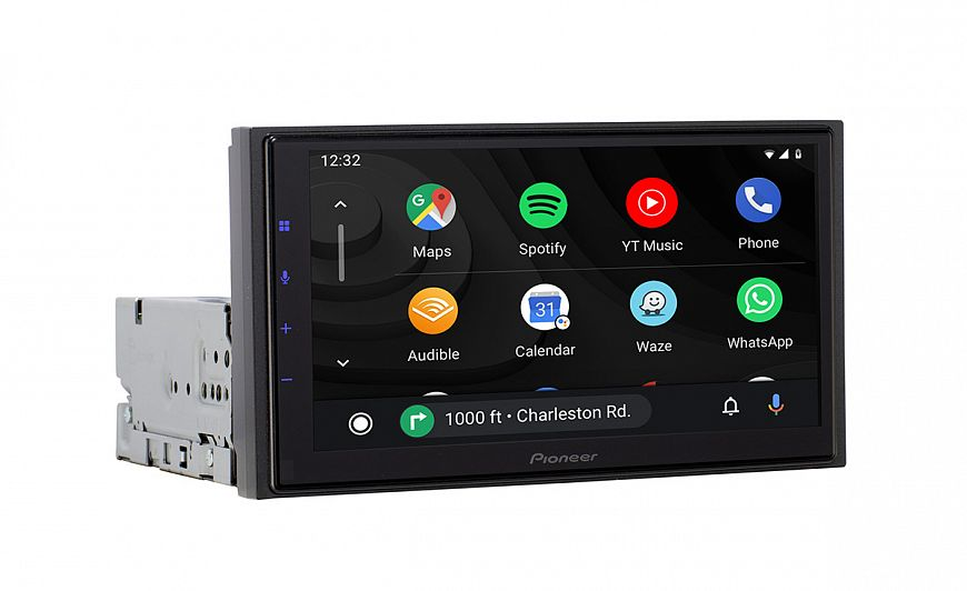 Pioneer DMH-WC5700NEX — головное устройство на базе съемного планшета