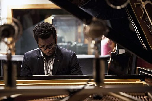 Джазовый пианист Аруан Ортиз (Aruán Ortiz)
