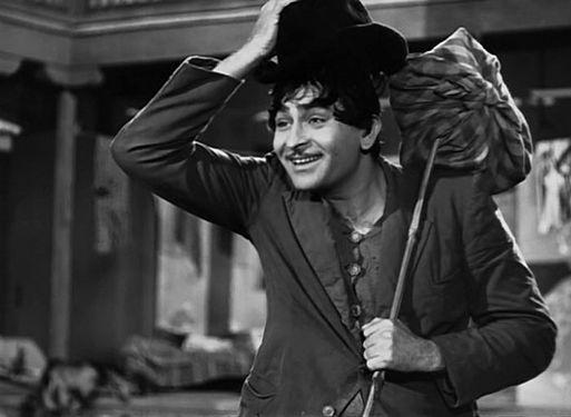 3. «Бродяга» / Awara (1951) – 63,7 миллиона зрителей