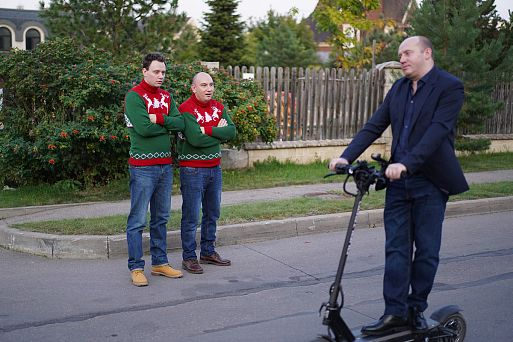 Полицейский с Рублевки: Новогодний беспредел 2 (2019)