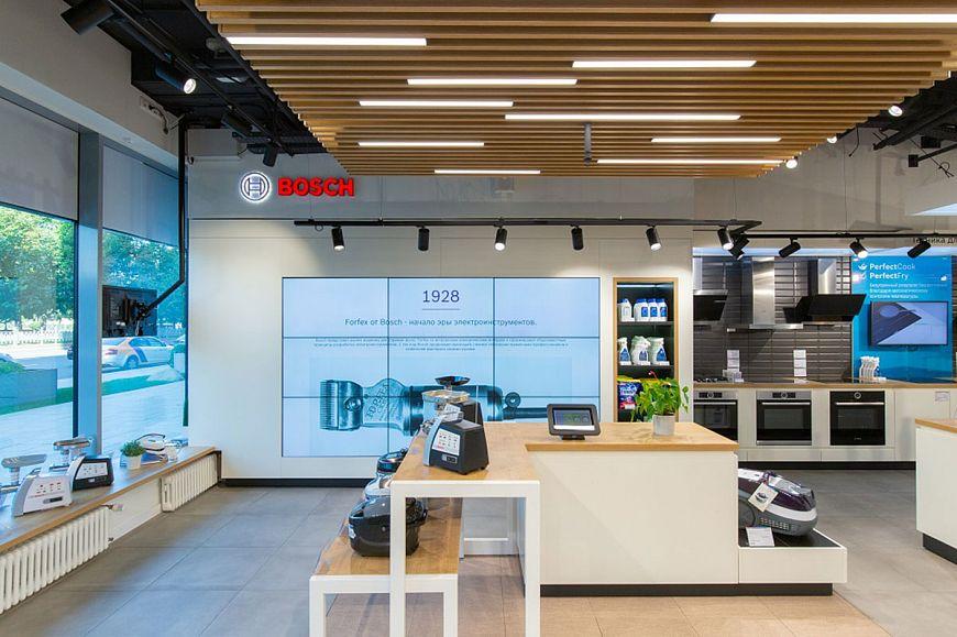 Магазин Bosch на Цветном бульваре