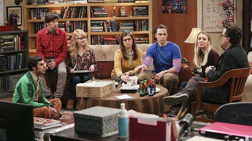 «Теория Большого взрыва» / The Big Bang Theory (2007, 12 сезонов)