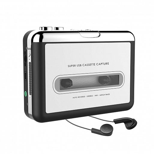Dansrue Portable USB Cassette Player