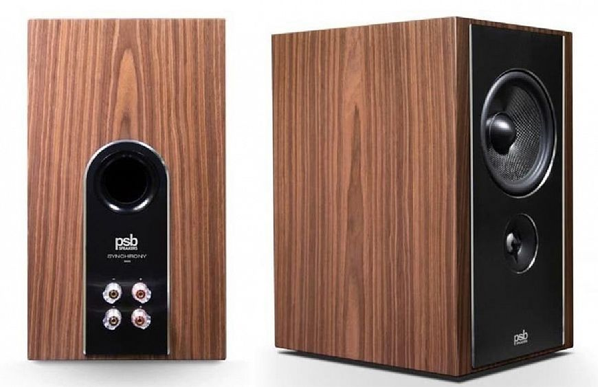 Полочные акустические системы PSB Synchrony B600