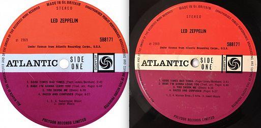 Led Zeppelin «Led Zeppelin»