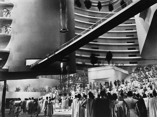 «Облик грядущего» / Things to Come (1936)