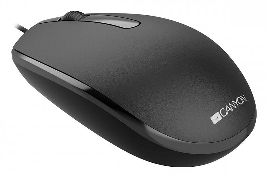 Canyon M-10 — мышь с эффектом плавного скольжения