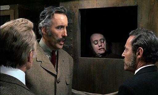 Поезд страха / Horror Express (1972)