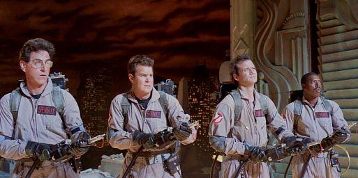 «Охотники за привидениями» / Ghostbusters (1984)