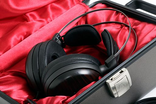 Накладные наушники Audio-Technica ATH-W5000